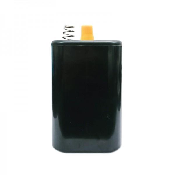 Batterie für Baustellen-Warnleuchte – 0% Quecksilber, 100% Power