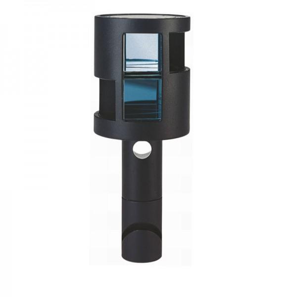 Steilsicht-Doppelpentagon F10 - 2'-Genauigkeit in Kunststoffgehäuse
