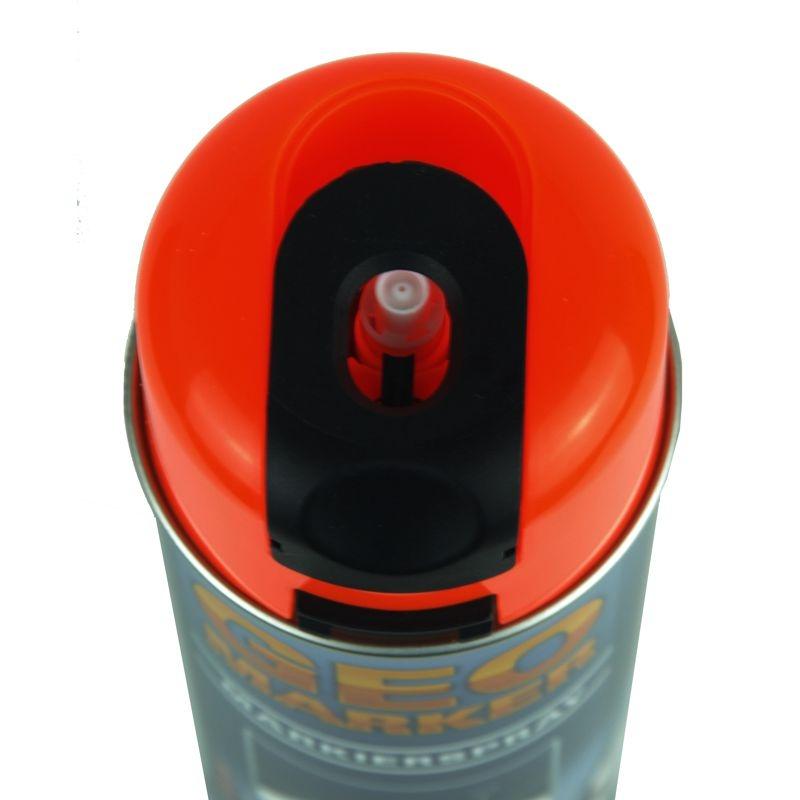 Baustellen-Markierspray in 500ml-Dose  - Farbe: leuchtorange
