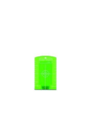 Deckenzieltafel mit Magnet, grün