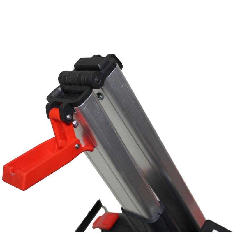 Leichtes Kunststoff-Messrad M15 mit glasfaserverstärktem Speichenrad
