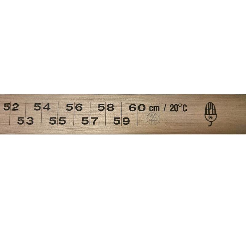 Messkluppe WALDFIX 60 cm (Forst), cm-Teilung, geeicht