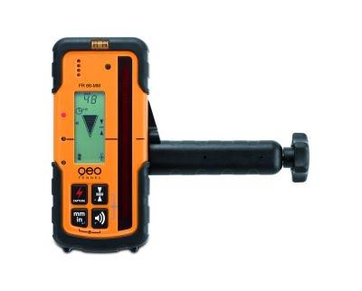 Laserempfänger digital, mit mm-Anzeige