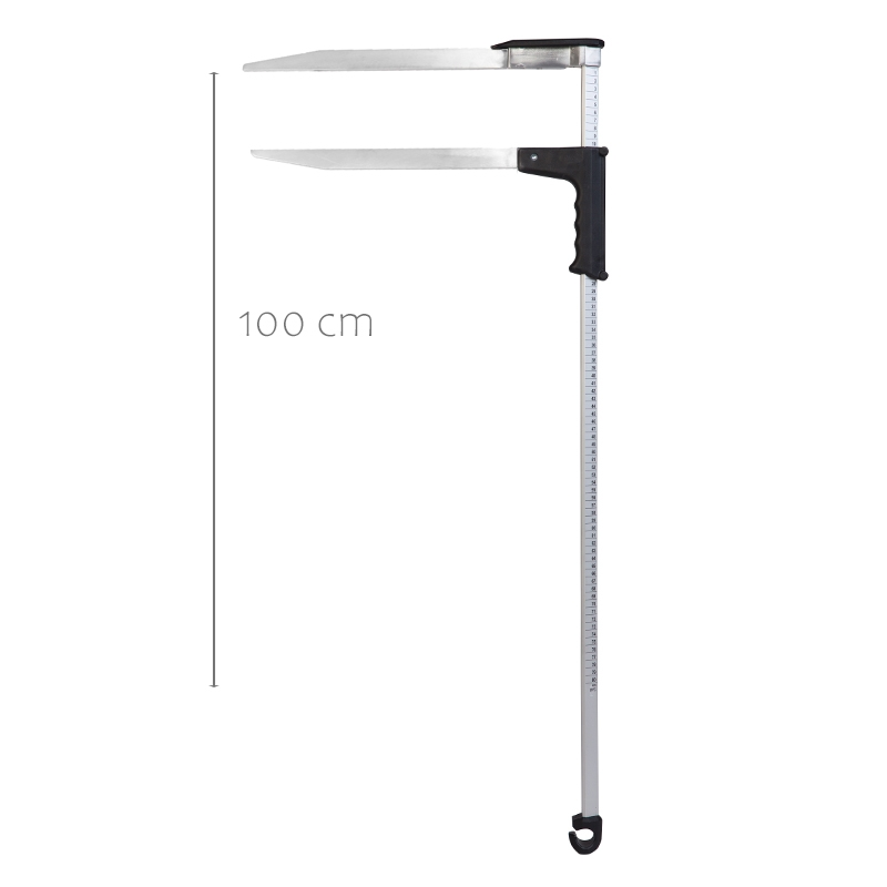 Messkluppe WALDFREUND 100 cm (Forst), cm-Teilung, geeicht