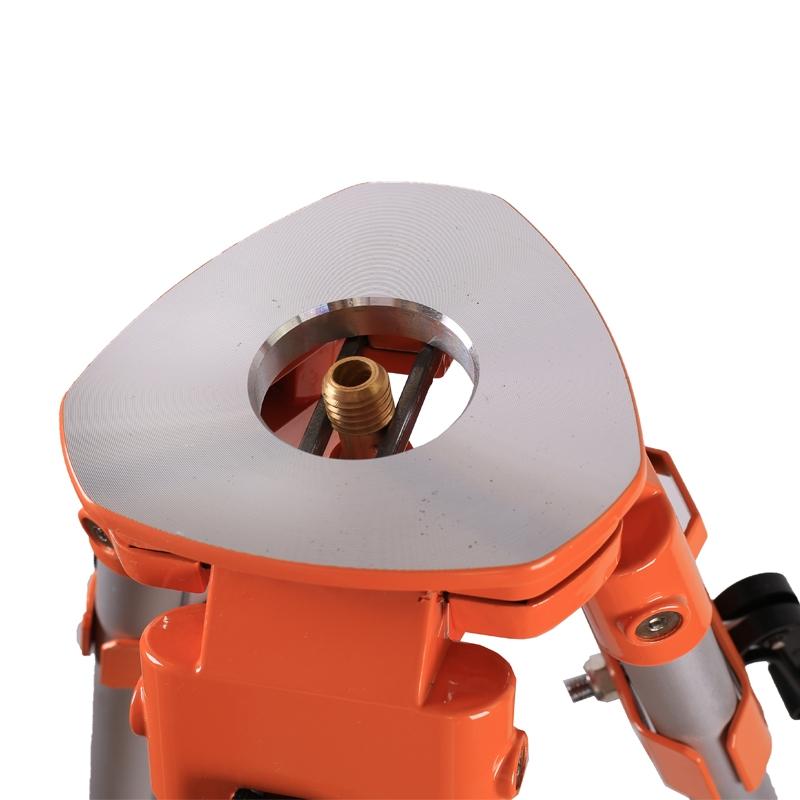 Nivellierstativ aus Aluminium für alle Nivelliere, Rotationslaser, Bautheodolite, ...
