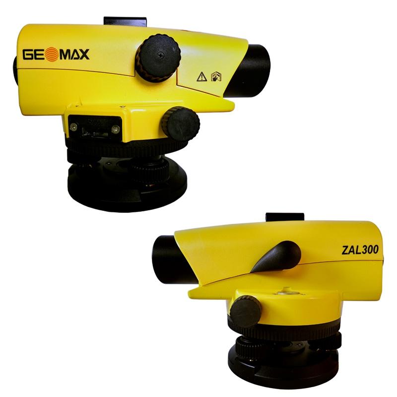 GEOMAX Ingenieurnivellier ZAL330 - Präzisions-Instrument mit hoher Genauigkeit