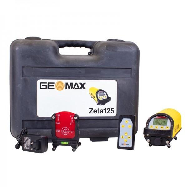 Kanalbaulaser Geomax ZETA 125 LK2