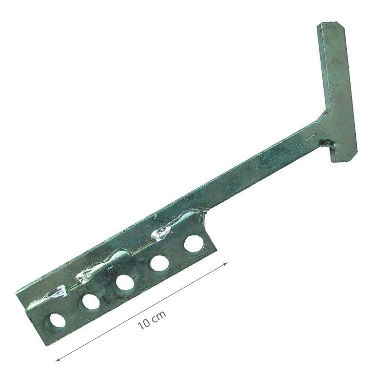 Standardhaken 12x12 mm für Kanaldeckelheber