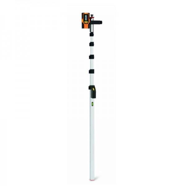 Laser EasyFix 5 m mit Universal-Adapter für Laser-Empfänger