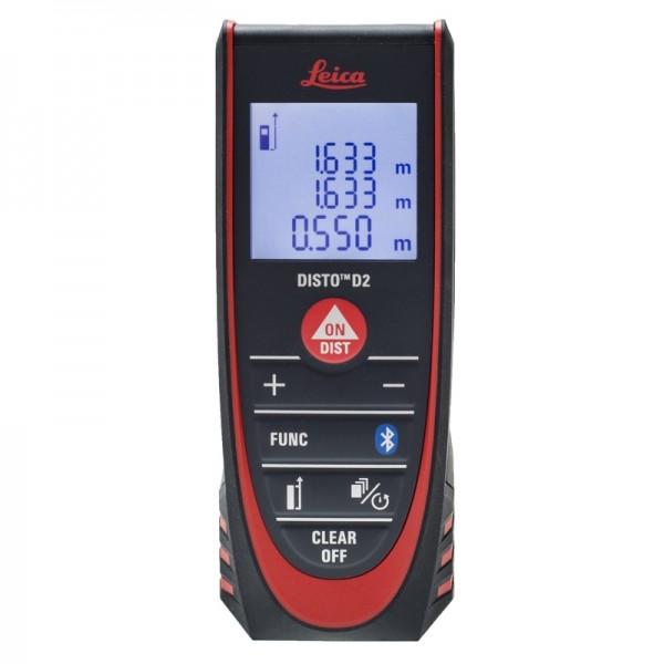 Leica Disto™ D2 Bluetooth - Laser-Entfernungsmesser