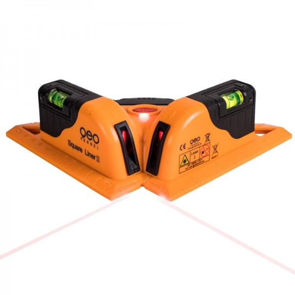 Square Liner ll - Der Laserstrahl für präzises Messen und Ausrichten