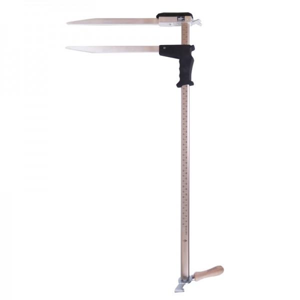Ablängkluppe Specht 80 cm, cm-Teilung, geeicht